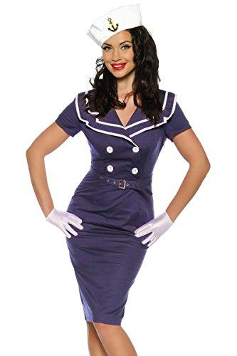 Pin-Up-Vintage-Kleid
