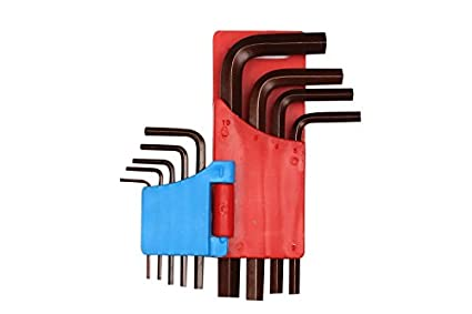 Taparia AKHM-9 Allen Key Set