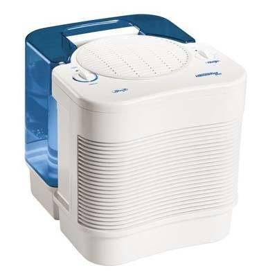 New Hunter Fan Company 3.5g Care-Free 34352 Humidifier Plus With Niteglo Wick/Evaporative System