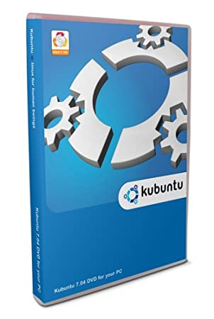 Kubuntu 7.04 PC Edition