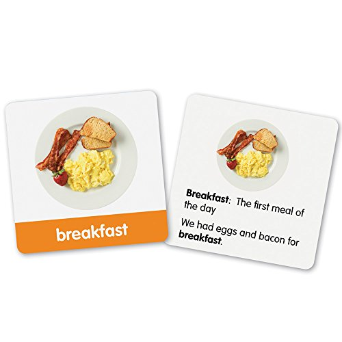 Learning Resources First Grade Vocabulary Photo Cards - 1