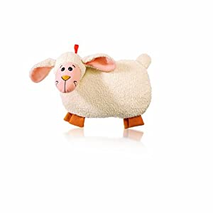 Fashy Lamb Hot Water Bottle - Made in Germany