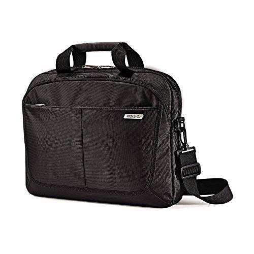 American tourister slim brief 15 6 business bag black one size luggage bags bags - American tourister office bags ...