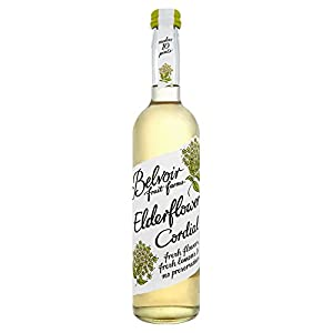 Amazon.com : Belvoir Fruit Farms Elderflower Cordial (500ml) : Grocery ...