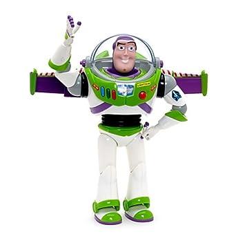 Disney Figurine parlante Buzz l'Éclair 30 cm