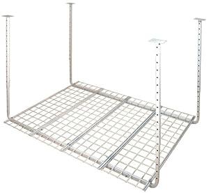 Amazon.com: HyLoft 50175-10 60-Inch by 45-Inch Pro Ceiling Mount Shelf ...