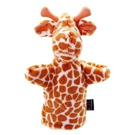 ZSL Giraffe Hand Puppet