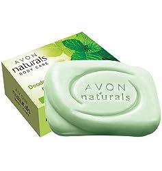 Avon Naturals Deodorizing Soap, 100g