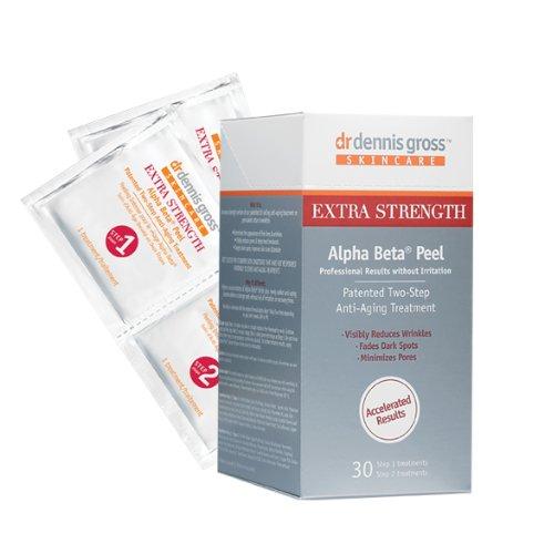 Dr. Dennis Gross Extra Fort Alpha Beta visage