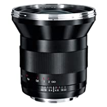 Zeiss 21mm f/2.8 Distagon T* ZE Series Lens for Canon EOS Digital SLR Cameras