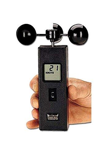 Handheld Anemometer w Digital Display - DiC-3