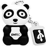 Emtec EKMMD4GM310 4GB Speicherstick USB 2.0 Panda