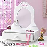 Kids Personalized Vanity Mirror - Whos The Fairest