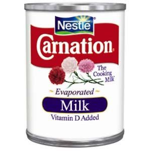 CARNATION EVAPORATED MILK CANNED 12 OZ (Canned Evaporated Milk compare prices)