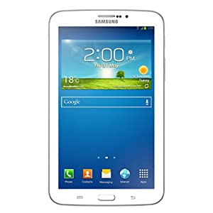 Samsung Galaxy Tab 3 SM-T211 Tablet (7-inch, WiFi, 3G, Voice Calling), White