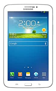 Samsung Galaxy Tab 3 SM-T211 Tablet (7-inch, 8GB, WiFi, 3G, Voice Calling), White