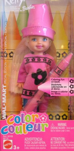 Barbie Kelly Color Doll: Wal-Mart Special Edition (2003) - 1