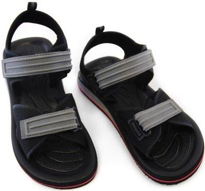 Mens Sandrocks Hike / Walking / Beach Sandals Black