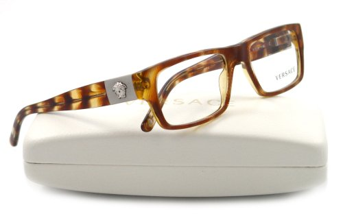 Versace Eyeglasses VE 3136 BROWN 874 VE3136
