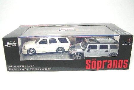 sopranos-cars-serie-1-hummer-h2-cadillac-escalade-164-modelle