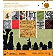 Martha Stewart Crafts Halloween Vampire Paper Pad, 24 Sheets, 12 by 12 inches