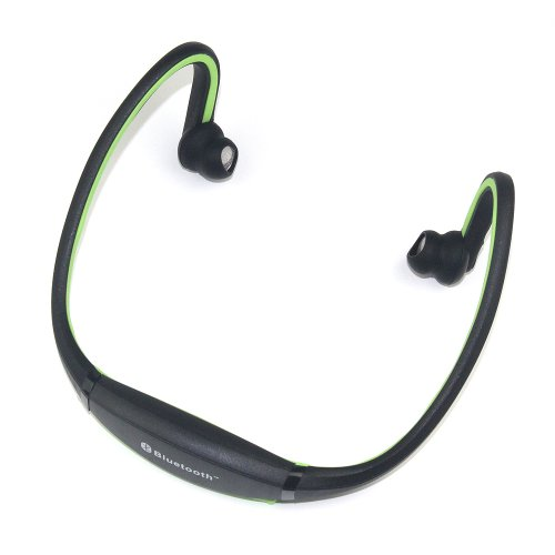 Bluetooth Headphones Headset Handsfree Wireless Stereo With Mic For Running iPhone 4,iPhone 5,iPad 4,iPad Mini,iPod,Macbook iMac Sony Nokia Lumia 920 Samsung Galaxy 3,Galaxy 4 HTC Google Nexus Laptop Pc Skype, Msn,ps2,Xbox etc Generic Bluetooth Headsets autotags B00HSEDM0Q