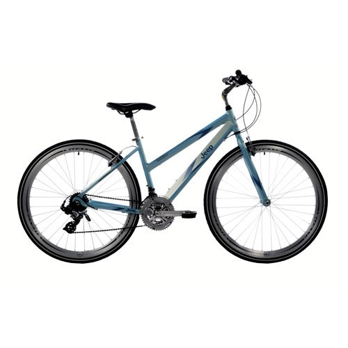 Jeep Compass Woman's Hybrid Bike (700c Wheels,  17-Inch Frame)