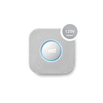 Nest Protect Smoke + Carbon Monoxide (Wired 120V)