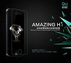 Nillkin Amazing H+ Tempered Glass Screen Protector+ TPU Back Guard For iPhone SE 5s 5