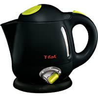 T-fal BF6138 1750W Electric Travel Cordless Kettle (Black)