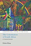 img - for Constitutional Systems of the World: The Constitution of South Africa : A Contextual Analysis - July 2010 book / textbook / text book