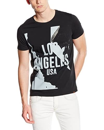 7 For All Mankind Camiseta Manga Corta Graphic