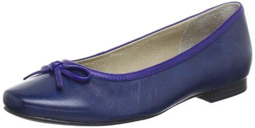 Caprice 9-9-22102-20, Ballerine donna, Blu (Blau (ROYAL BLUE)), 38
