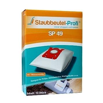 10x Sacs pour Aspirateur Micro-nappes pour Karcher MV 5 P Karcher MV 5 P Premium