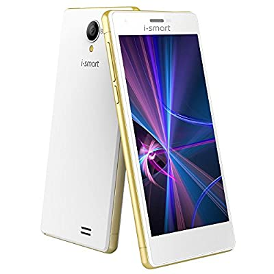 I Smart Mercury V7 1.3 GHZ Quad Core Andoid 3G 8Mpix Camera Phone in White Colour