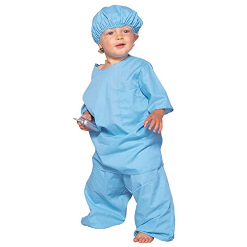Child's Toddler Doctor Halloween Costume (2-4T)