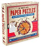 img - for The World's Best Paper Puzzles: Classic Puzzles to Bend Your Brain book / textbook / text book