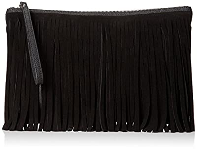 BCBGeneration Owen Suede The Lana Wristlet