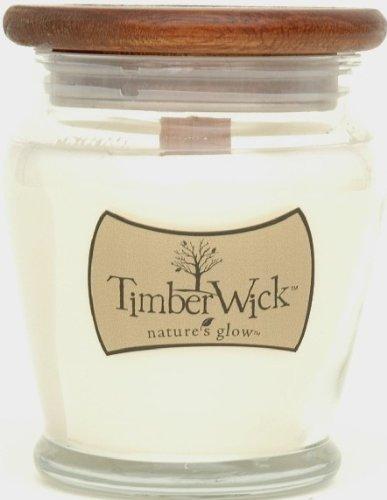 TimberWick Organic Cotton Soy Candle