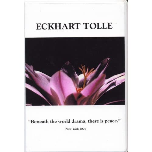 Eckhart Tolle   Beneath the World Drama there is Peace   Omega 2001 (8 DVDS   AVI rips) preview 0