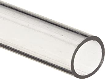 "Zeus FEP Heat Shrink Tubing, 14 Gauge, 0.009"" Wall,  Heat Shrink Rat 1.13:1 48"" Length"