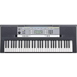 Yamaha YPT240 61-Key Portable Keyboard with Ultra Wide Stereo, iPhone, iPad and iPod touch Connectivity by Yamaha PAC