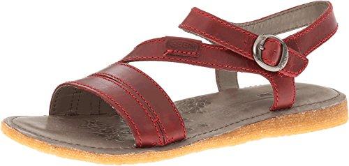 Keen Women'S Sierra Dress Sandal,Cardinal,9 M Us front-908940