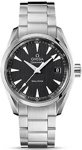 Omega Seamaster Aqua Terra Grey Dial Stainless Steel Mens Watch 231.10.39.60.06.001