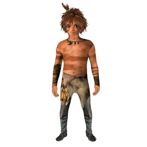 Morphsuits 102 x 118cm Kids Croods Guy (Small)