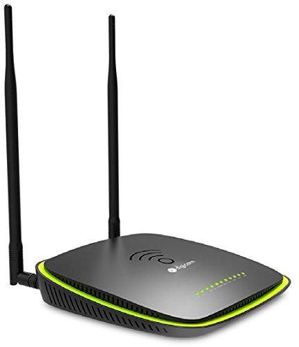 Digicom 8E4569 modem router AC 1200 Mbps, ADSL2+, 4 Porte Gigabit Ethernet, 1 porta USB Host