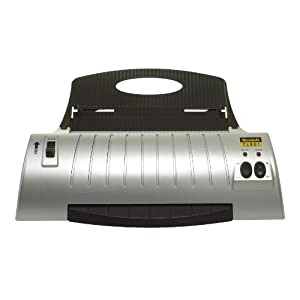 Scotch Thermal Laminator Combo Pack, Includes 20 Laminating Sheets, 9 Inches x 11.4 Inches (TL901SC)