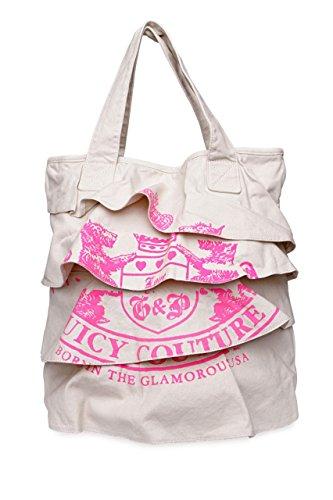 juicy-couture-damen-tasche-shopper-farbe-creme-grosse-one-size