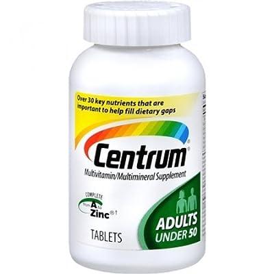 Centrum Base Multivitamin, Adult, 850-Count