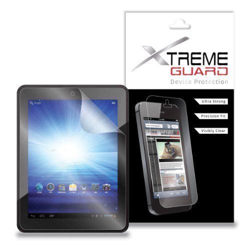 "XtremeGUARD Screen Protector (Ultra CLEAR) For NEXTBOOK 8"" TABLET from Electronic-Readers.com"